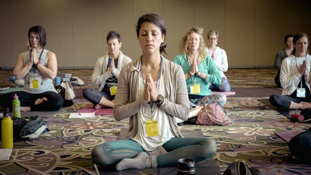 offre de service atelier cours de yoga en entreprise