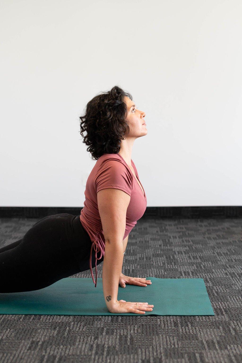 Aurore Guerrier Prayana yoga